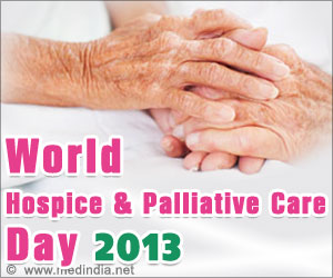 World Hospice and Palliative Care Day 2013