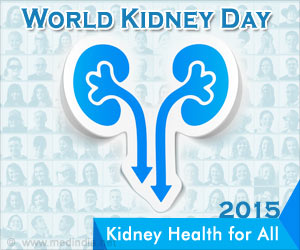 World Kidney Day 2015: Kidney Health for All
