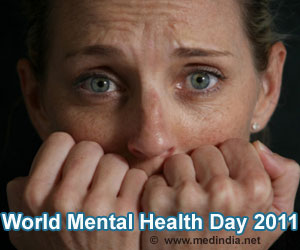World Mental Health Day-2011