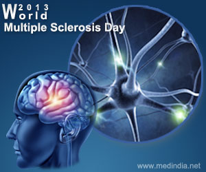 World Multiple Sclerosis Day - 2013
