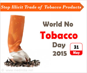 WHO Urges Action Against Illicit Tobacco Trade on 'World No Tobacco Day 2015'
