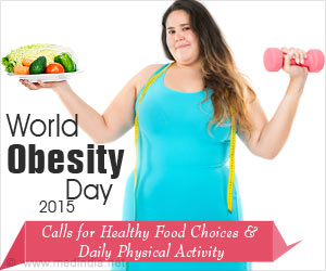 'World Obesity Day 2015' Calls for Healthy Food Choices and Daily Physical Activity