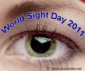 World Sight Day 2011