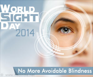 World Sight Day 2014: No More Avoidable Blindness