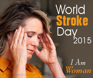 World Stroke Day 2015: I Am Woman