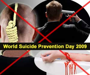 World Suicide Prevention Day 2009