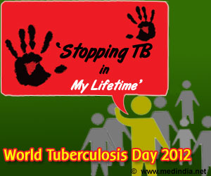 World Tuberculosis Day 2012 - 'Stopping TB in My Lifetime'