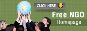 Create Free NGO Homepages