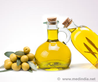 Oil, olive, salad or cooking - Nutrition Facts