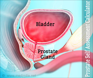 Prostate Self Assessment Statistics