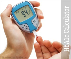 HbA1c or A1c Calculator for Blood Glucose