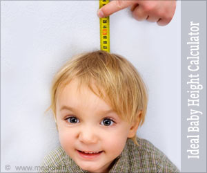 Ideal Baby Height Calculator