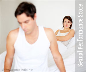 Male Impotence or  Sexual Performance Score