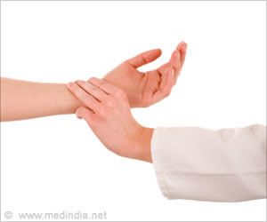 how to take blood pressure manually with fingers