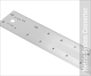 Metric System Converter