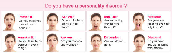 do you think that personality disorders are true mental illness Psychopath (sociopath) vs mental illness  why do you think video game addiction has become a very alarming  there are various personality disorders that may.