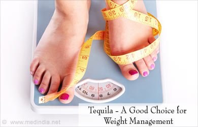 Tequila Helps to Lose Weight