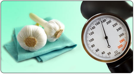 Can Garlic Control High Blood Pressure