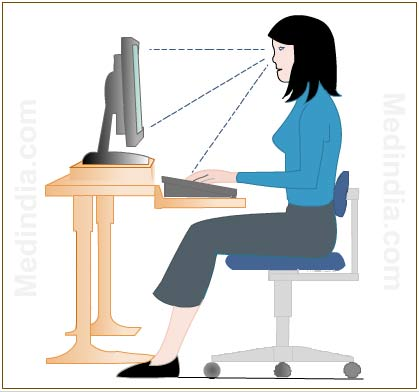 Physical Hazards in the Workplace http://www.medindia.net/patients/lifestyleandwellness/computer-related-injuries-ergonomics.htm