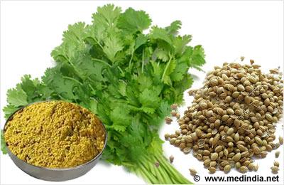 Coriander Coriander Seed Oil Phar6157