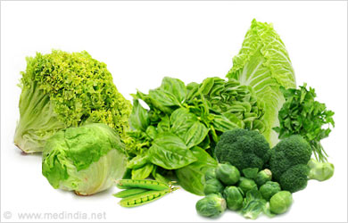 Green Vegetables Could Fight Cancer
