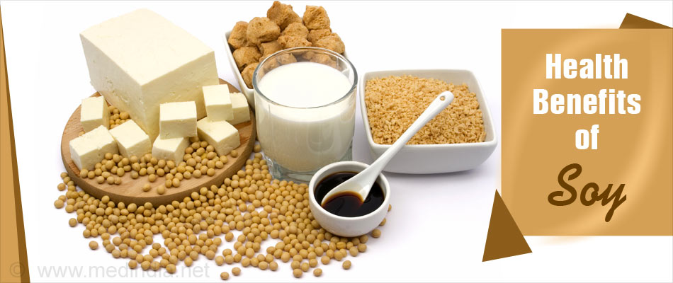 Possible Benefits of Soy