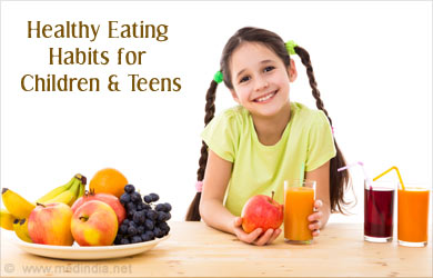 Why Teach Kids About Healthy Eating
