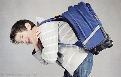 Can Heavy School Bag Cause Back Pain in Children?