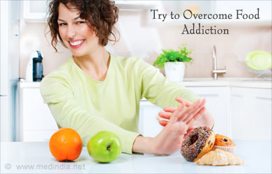 how to get over food addiction