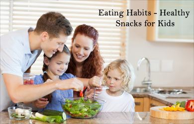 Nutrition Education for Kids