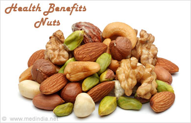 almonds health benefits