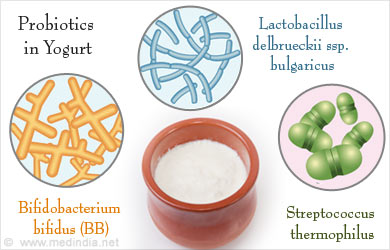 lactobacillus in yogurt - photo #10