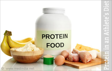 High Protein Diet For Athletes