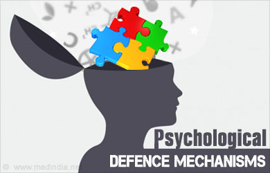 freudian implementation and defense mechanism determining In sigmund freud's psychoanalytic theory, reaction formation is a defense mechanism in which anxiety-producing or unacceptable emotions are replaced by their direct opposites this mechanism is often characteristic of obsessional neuroses when this mechanism is overused, especially during the formation of the ego, it can become a permanent character trait.