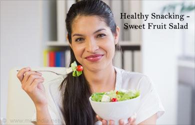 Sweet Fruit Salad