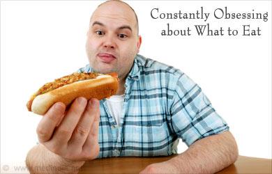 Symptoms of Food Addiction