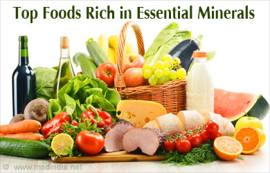 Image result for pics of food minerals