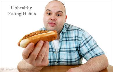 bad eating habits essay