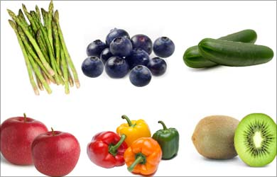 Some Healthy Foods Lose Weight