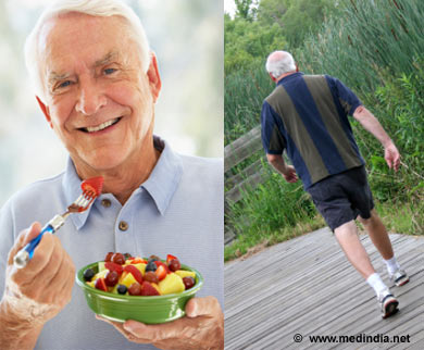 Expert Urges Lifestyle Changes To Beat Old Age Stress Medindia