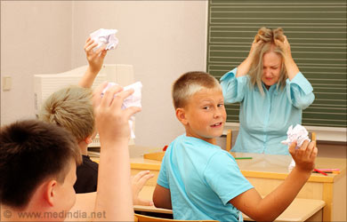 Child Behavior Disorders - Signs Types