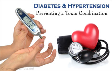lifestat for diabetics and people suffering from hypertension Many people with diabetes also have hypertension, or high blood pressure  having these conditions together can make them both worse.