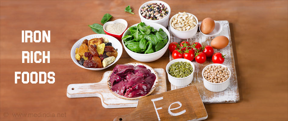 Foods To Avoid When Taking Iron Tablets