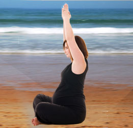 A Healthy Pregnancy with Massages and Exercises