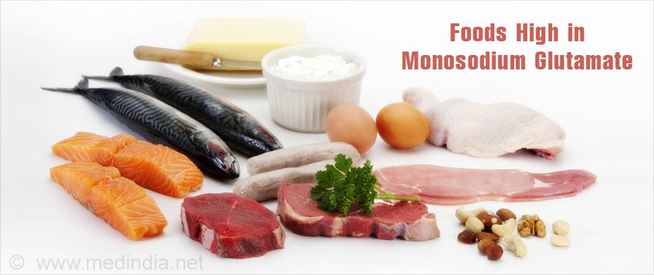 monosodium glutamate (msg) allergy, Skeleton