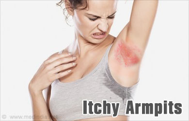 Image result for itchy underarms