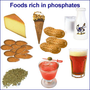 What Foods Contain Low Phosphorus