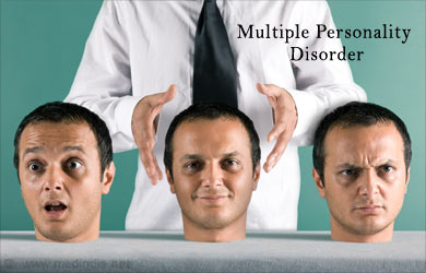 a paper on multiple personality disorder Educate-yourself the freedom of  , with over 60 individuals diagnosed with dissociative identity disorder (did), formerly termed multiple personality disorder.