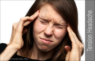Tension Headache / Stress Headache - Causes Symptoms ...