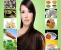 Top Ten Foods for Healthy Hair